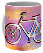 The Psychedelic Bicycle Coffee Mug