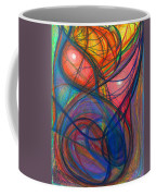 The Pulse Of The Heart Lies Strong Coffee Mug