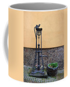 The Pump At St Goar Am Rhein Coffee Mug