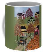 The Pumpkin Barn Coffee Mug