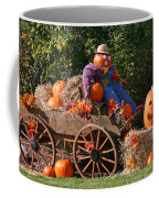 The Pumpkin Farmer Coffee Mug