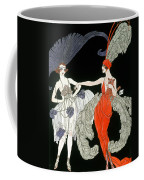 The Purchase  Coffee Mug by Georges Barbier