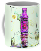 The Purple Medicine Bottle Coffee Mug