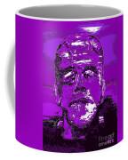 The Purple Monster Coffee Mug