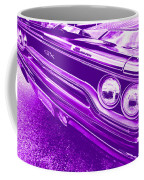 The Purple People Eater - 1970 Plymouth Gtx Coffee Mug
