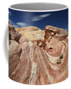 The Purple Wave 2 Coffee Mug