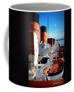 The Queen Mary  Coffee Mug