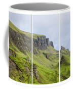 The Quiraing Triptych Coffee Mug