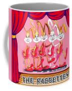 The Rabbettes Coffee Mug