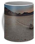 The Racetrack At Death Valley National Park Coffee Mug