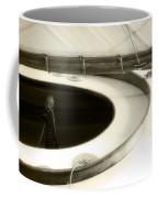 The Racing Sloop  Water Witch  Coffee Mug