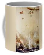 The Raid On Cuxhaven Coffee Mug