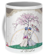 The Rainbow Coffee Mug by Georges Barbier