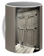 The Rake Coffee Mug by Patrick M Lynch