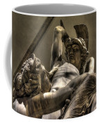 The Rape Of Polyxena Coffee Mug