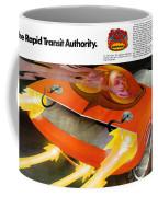 The Rapid Transit Authority Coffee Mug