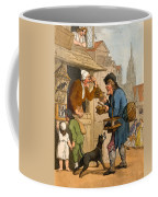 The Rat Trap Seller From Cries Coffee Mug