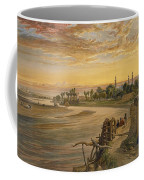 The Ravee River, From India Ancient Coffee Mug