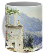 The Ravello Coastline Coffee Mug