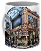 The Reading Terminal Market Coffee Mug by Bill Cannon