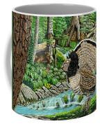 The Real Thunder Bird  Coffee Mug