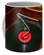 The Record Player Coffee Mug
