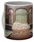 The Recumbent Robert E. Lee Coffee Mug