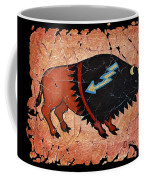 The Red  Buffalo Fresco Coffee Mug