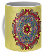 The Red Dragon Coffee Mug