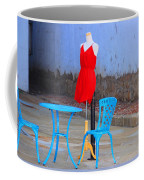 The Red Dress Lunch Special Coffee Mug
