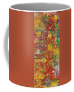 The Red Garden Path Coffee Mug
