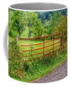 The Red Gate Coffee Mug