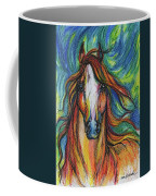 The Red Horse Coffee Mug