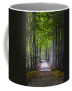 The Red Maple Allee Coffee Mug
