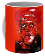 The Red Monster Coffee Mug