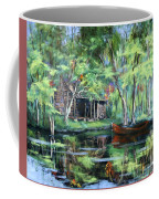 The Red Pirogue Coffee Mug
