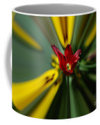 The Red Poppy Coffee Mug
