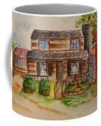 The Red Sleigh Shoppe Coffee Mug