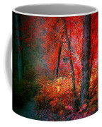 The Red Tree Coffee Mug