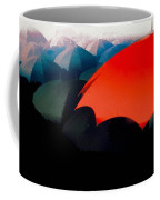 The Red Umbrella Coffee Mug