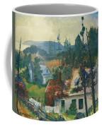 The Red Vine. Matinicus Island. Maine Coffee Mug