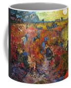 The Red Vineyard Coffee Mug