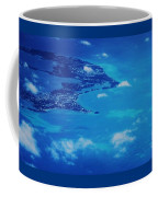 Bermuda Blue, Aerial Coffee Mug