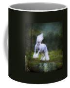 The Reflection Coffee Mug by Fran J Scott