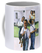 The Rehearsal Coffee Mug by Colin Bootman