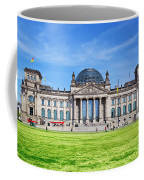 The Reichstag Building Berlin Germany Coffee Mug
