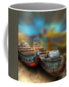 The Rest Of The Righteous Coffee Mug by Wayne King