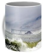 The Restless Sea Coffee Mug