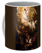 The Resurrection Coffee Mug by Munir Alawi