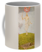 The Resurrection Of Christ Coffee Mug